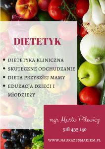 dietetyk Marta Pilewicz